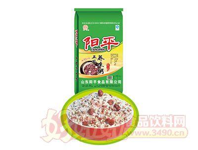 阳平五谷养生粥