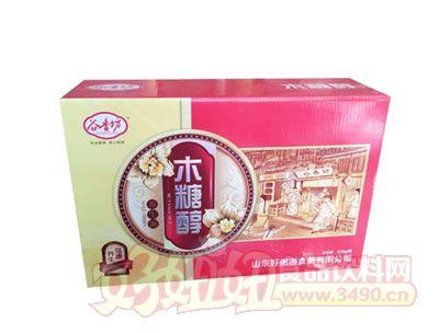 谷香坊木糖醇养生粥