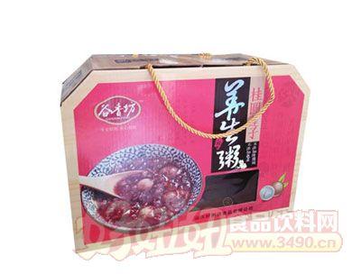 谷香坊桂圆莲子养生粥