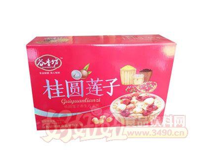 谷香坊桂圆莲子八宝粥