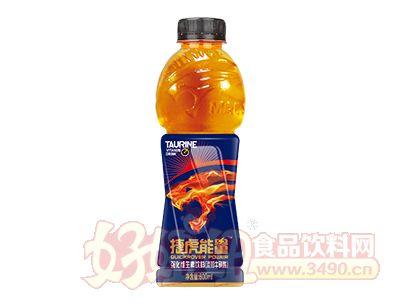 捷虎能量牛磺酸强化维生素饮料600ml