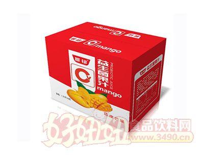 晨铭益生菌果汁印度芒果1.25L×6瓶