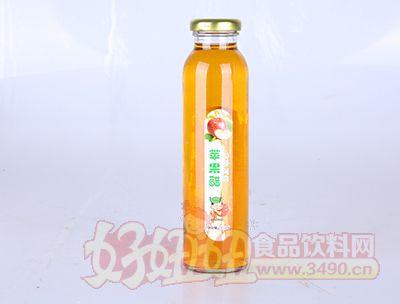 淇果庄园苹果醋310ml