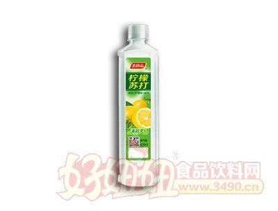 美格丝柠檬苏打400ml