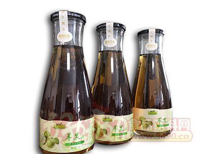 植物印象苹果汁1L