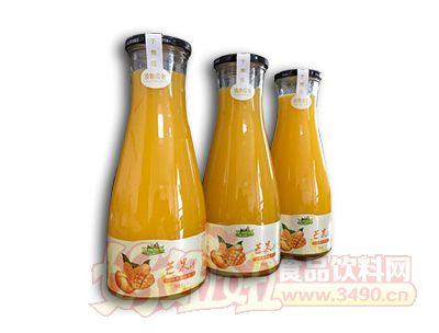 植物印象芒果汁1L