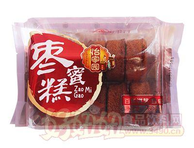 怡家园枣蜜糕260g