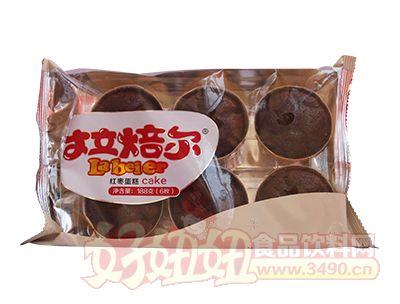 怡家园拉焙尔红枣蛋糕188g