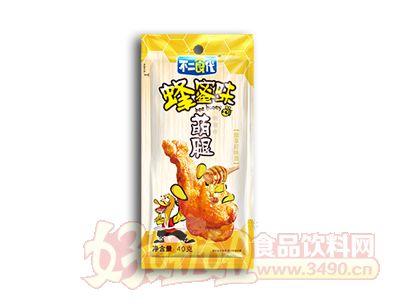 不二食代萌腿蜂蜜味48克