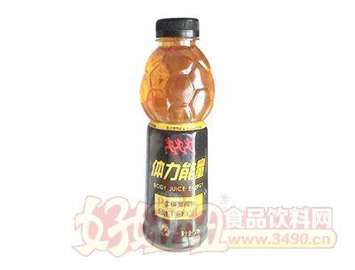 舒旺体力能量维生素果味饮料600ml