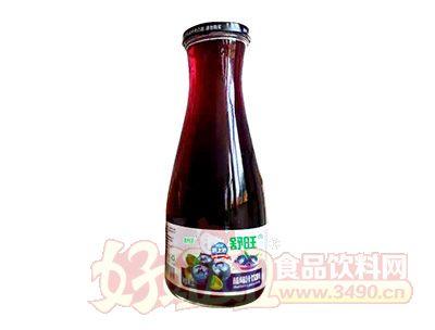 舒旺蓝莓汁饮料1L