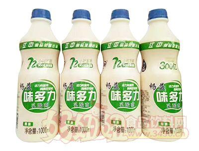 畅益胃动力原味乳酸菌饮品1000ml