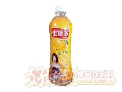 旺丰蜜橙多风味饮料500ml
