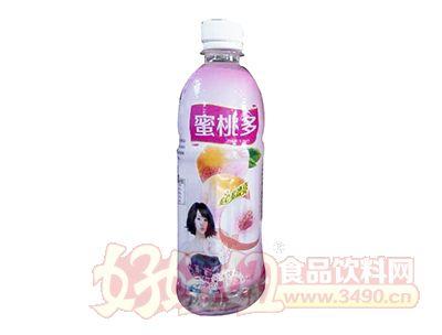 旺丰蜜桃多风味饮料500ml
