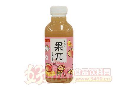 你最有才果π蜜桃汁饮料500ml