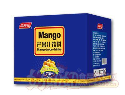 美格丝芒果汁饮料980ml*6瓶