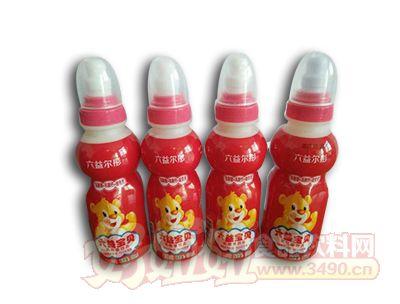 六益尔彤乳酸菌饮品草莓味200ml
