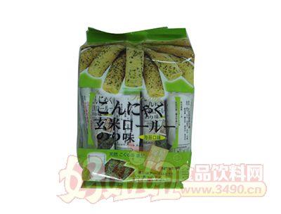 北田�X�m糙米卷(海苔)180g