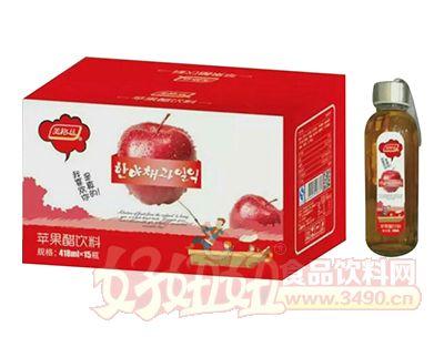 美格丝苹果醋饮料418ml×15瓶