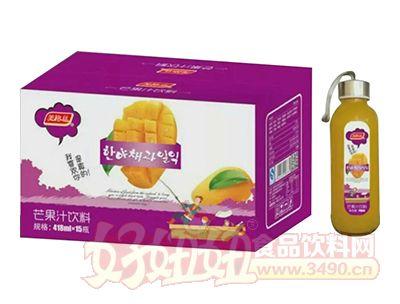 美格丝芒果汁饮料418ml×15瓶