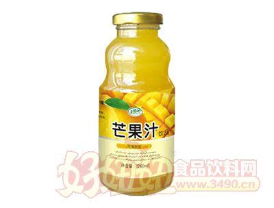 美格丝芒果汁饮品260ml