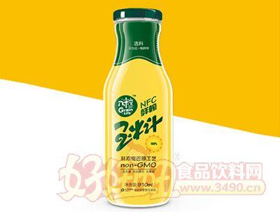 几粒NFC鲜榨玉米汁910ml