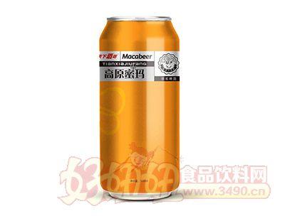 天下酒坊高原蜜玛原浆啤酒500ml