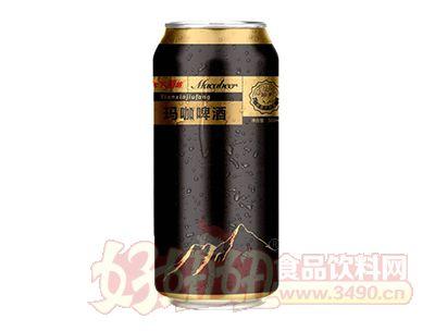 天下酒坊玛咖啤酒500ml