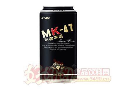 天下酒坊MK-47玛咖啤酒500ml罐装