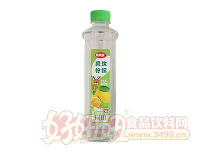 新雨瑞爽饮柠檬果味饮料400ml