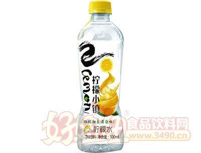 华宝柠檬小镇柠檬水500ml