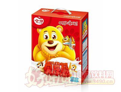 一小一样贝乐熊复合饮品礼盒(红)