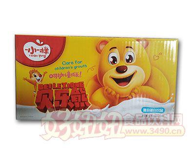 一小一样贝乐熊复合饮品礼盒200ml*24瓶(黄)