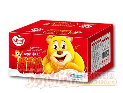 一小一样贝乐熊复合饮品礼盒200ml*24瓶(红)