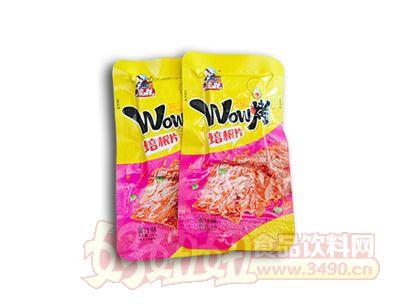 凌妹wow烤培根片蜜汁味22克