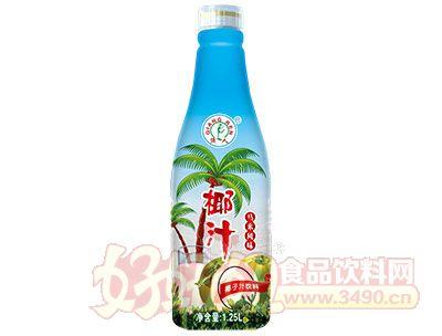 强人椰汁饮料1.25L
