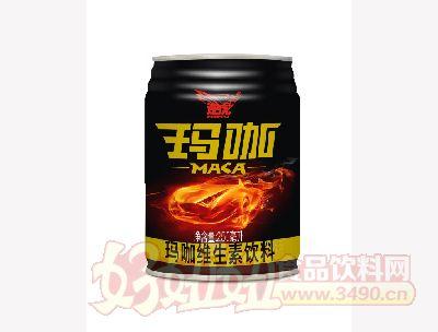 逆虎玛咖维生素饮料250ml×24罐