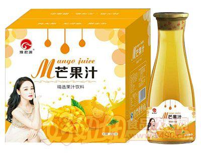 豫君源精选芒果汁1.5L×6瓶