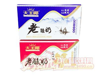 大王椰老酸奶杀菌型酸奶饮品350ml×15瓶