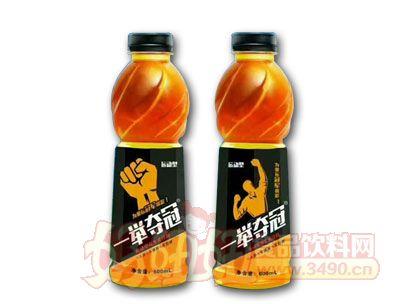 一举夺冠运动型维生素饮料600ml瓶装