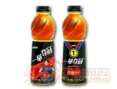 一�e�Z冠�_刺型�S生素�料600ml瓶�b