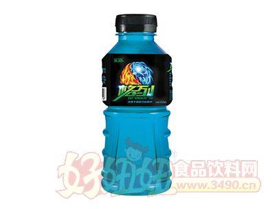 乐路格列加强牛磺酸功能饮料450ml