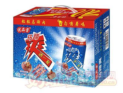 优品营马蹄爽荸荠饮料310ml×12罐