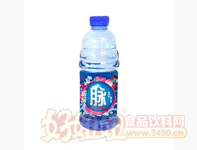 果恋超级脉维生素饮料蜜桃味600ml