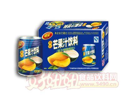 椰星果粒芒果汁饮料250ml×24/20罐