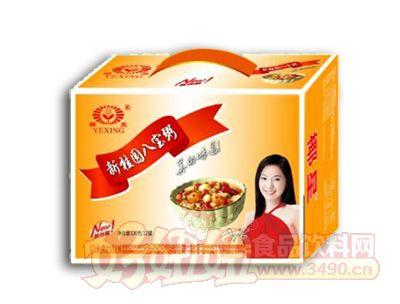椰星新桂圆八宝粥320g×12罐橙箱装