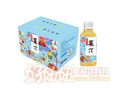 椰好佳果π菠萝果汁饮品500ml×15瓶