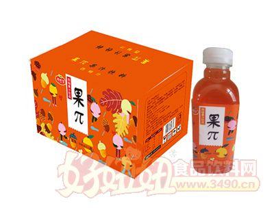 椰好佳果π西柚果汁饮品500ml×15瓶