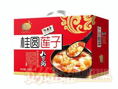 维维桂圆莲子八宝粥箱装320g×12(×10×8)