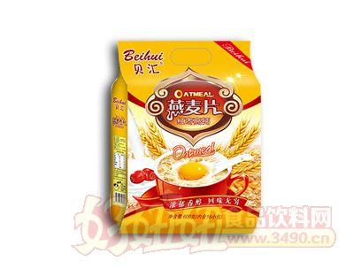 贝汇红枣高钙燕麦片600克